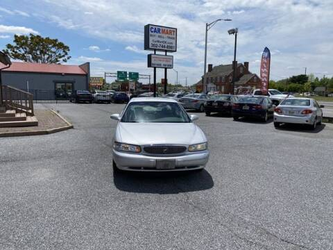 2000 Buick Century for sale at CARMART Of Dover in Dover DE