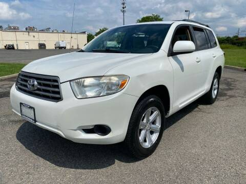 2008 Toyota Highlander for sale at Pristine Auto Group in Bloomfield NJ