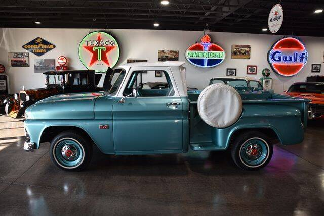 1966 Chevrolet C/K 10 Series for sale at Choice Auto & Truck Sales in Payson AZ