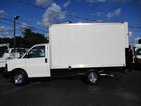 2016 Chevrolet Express Cutaway for sale at Car One in Murfreesboro TN