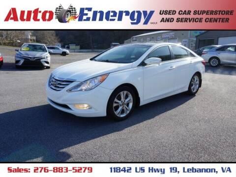 2013 Hyundai Sonata for sale at Auto Energy in Lebanon VA