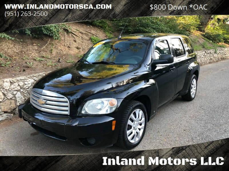 2008 Chevrolet HHR for sale at Inland Motors LLC in Riverside CA
