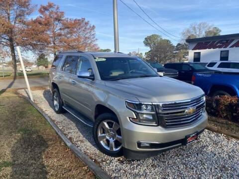 2015 Chevrolet Tahoe for sale at Beach Auto Brokers in Norfolk VA