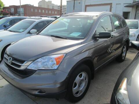 2010 Honda CR-V for sale at Downtown Motors in Macon GA