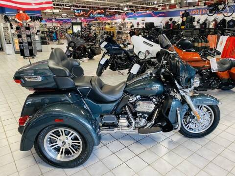2020 Harley-Davidson® FLHTCUTG - Tri Glide® Ult for sale at Street Track n Trail in Conneaut Lake PA