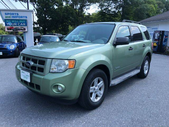 2009 Ford Escape Hybrid for sale at Sports & Imports in Pasadena MD