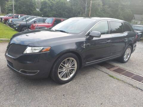2014 Lincoln MKT for sale at AMA Auto Sales LLC in Ringwood NJ