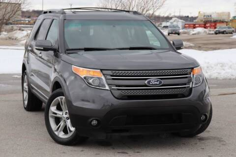 2015 Ford Explorer for sale at Big O Auto LLC in Omaha NE