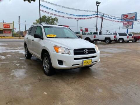 2009 Toyota RAV4 for sale at Russell Smith Auto in Fort Worth TX