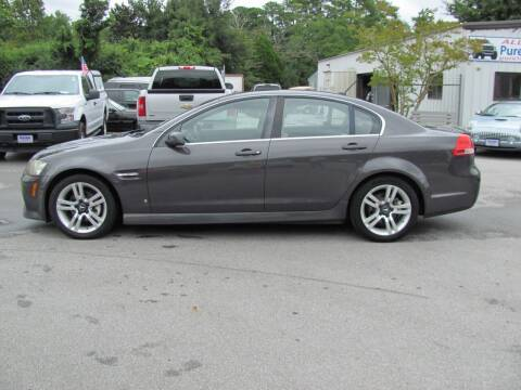 2008 Pontiac G8 for sale at Pure 1 Auto in New Bern NC
