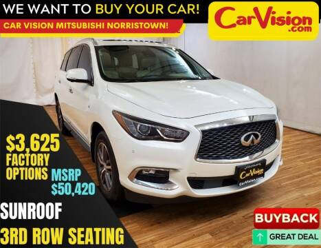 2019 Infiniti QX60 for sale at Car Vision Mitsubishi Norristown in Norristown PA