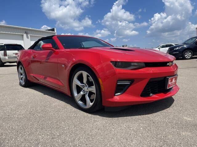 2018 Chevrolet Camaro for sale in Lancaster, WI