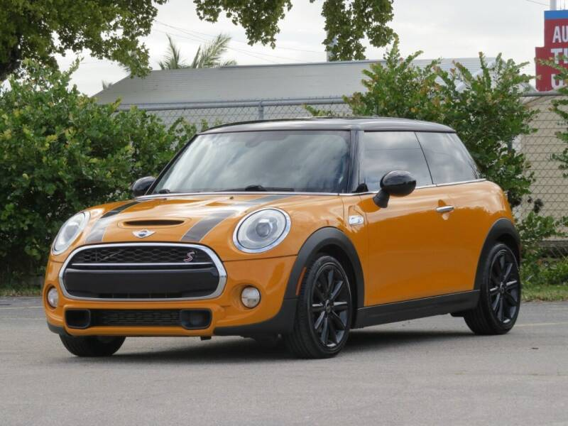 2014 MINI Hardtop for sale at DK Auto Sales in Hollywood FL