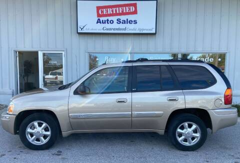 2004 GMC Envoy for sale at Certified Auto Sales in Des Moines IA