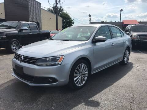2012 Volkswagen Jetta for sale at Saipan Auto Sales in Houston TX