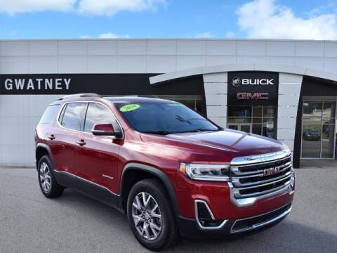 2020 GMC Acadia for sale at DeAndre Sells Cars in North Little Rock AR