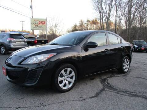 2010 Mazda MAZDA3 for sale at AUTO STOP INC. in Pelham NH