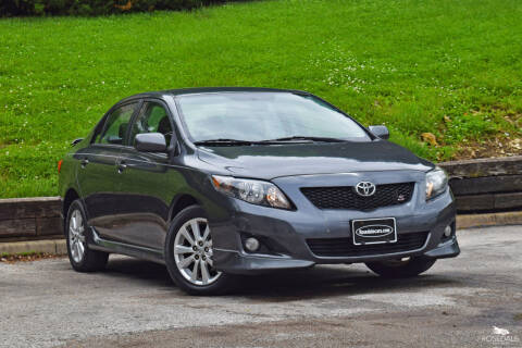 2010 Toyota Corolla for sale at Rosedale Auto Sales Incorporated in Kansas City KS