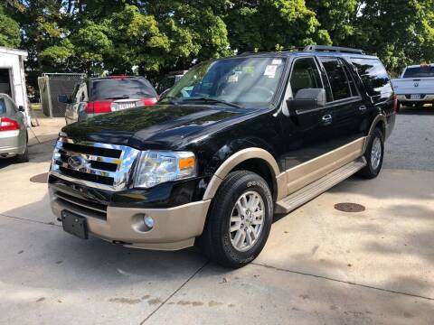 2011 Ford Expedition EL for sale at Barga Motors in Tewksbury MA