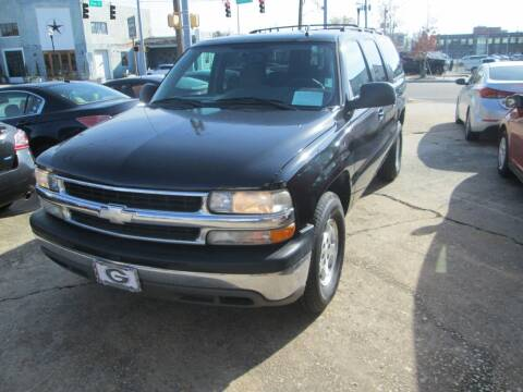 2006 Chevrolet Suburban for sale at Downtown Motors in Macon GA