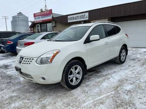 2009 Nissan Rogue for sale at WINDOM AUTO OUTLET LLC in Windom MN