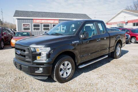 2015 Ford F-150 for sale at Y City Auto Group in Zanesville OH