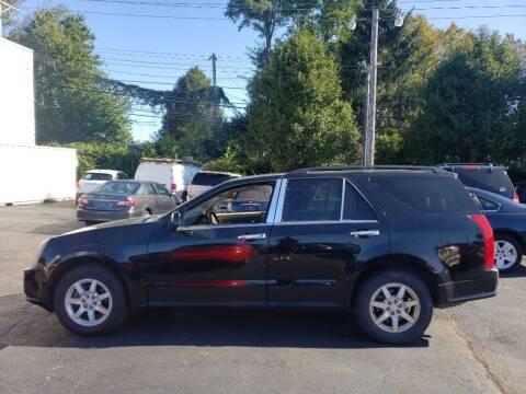 2006 Cadillac SRX for sale at Rayyan Auto Sales LLC in Lexington KY