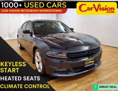 2018 Dodge Charger for sale at Car Vision Buying Center in Norristown PA