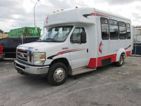 2008 Ford E-Series Chassis for sale at TROPICAL MOTOR CARS INC in Miami FL