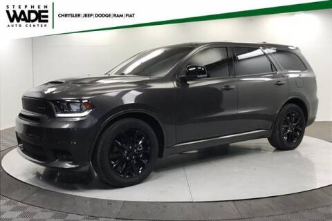 2018 Dodge Durango for sale at Stephen Wade Pre-Owned Supercenter in Saint George UT