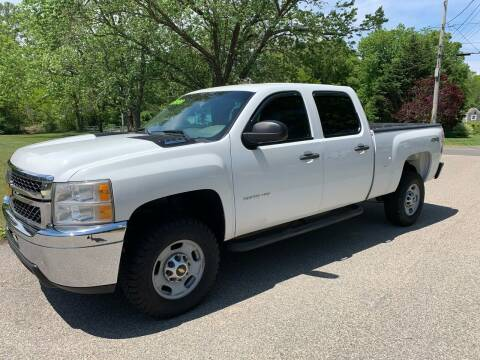 2014 Chevrolet Silverado 2500HD for sale at 41 Liberty Auto in Kingston MA