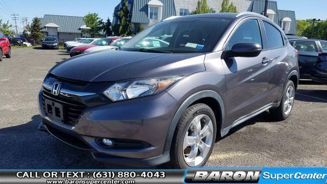 2016 Honda HR-V for sale at Baron Super Center in Patchogue NY