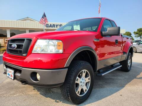 2007 Ford F-150 for sale at Gary's Auto Sales in Sneads Ferry NC