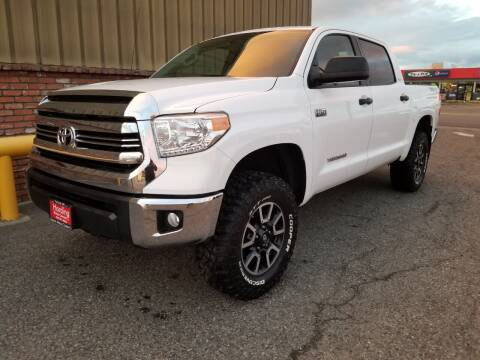 2017 Toyota Tundra for sale at Harding Motor Company in Kennewick WA