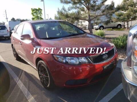 2010 Kia Forte for sale at EMPIRE LAKEWOOD NISSAN in Lakewood CO