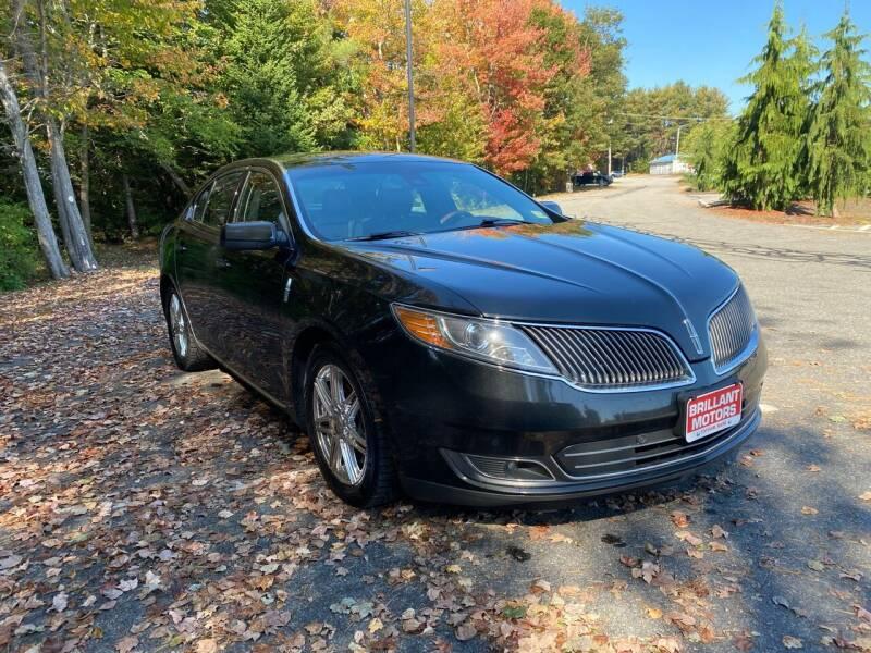 2014 Lincoln MKS for sale at Brilliant Motors in Topsham ME