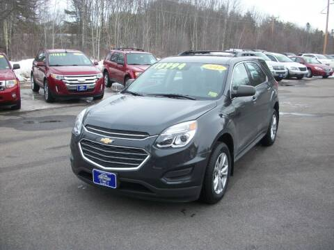 2017 Chevrolet Equinox for sale at Auto Images Auto Sales LLC in Rochester NH