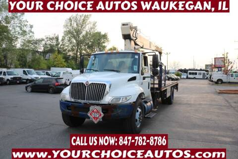2002 International DuraStar 4300 for sale at Your Choice Autos - Waukegan in Waukegan IL