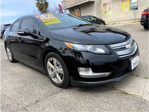 2015 Chevrolet Volt for sale at D & I Auto Sales in Modesto CA