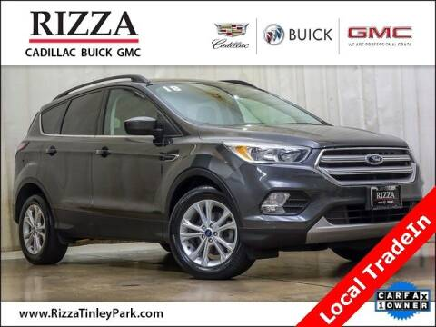 2018 Ford Escape for sale at Rizza Buick GMC Cadillac in Tinley Park IL