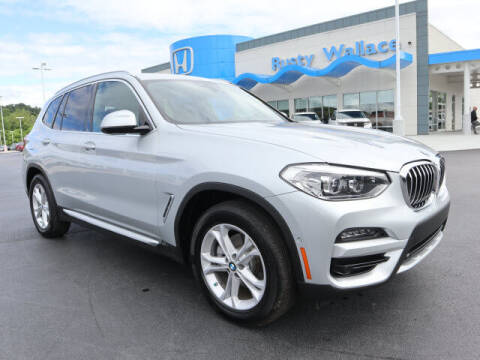 2020 BMW X3 for sale at RUSTY WALLACE HONDA in Knoxville TN