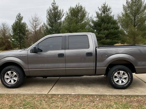 2013 Ford F-150 for sale at RAYBURN MOTORS in Murray KY