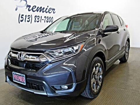 2017 Honda CR-V for sale at Premier Automotive Group in Milford OH