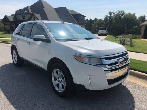 2011 Ford Edge for sale at Champion Motorcars in Springdale AR