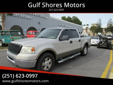 2006 Ford F-150 for sale at Gulf Shores Motors in Gulf Shores AL