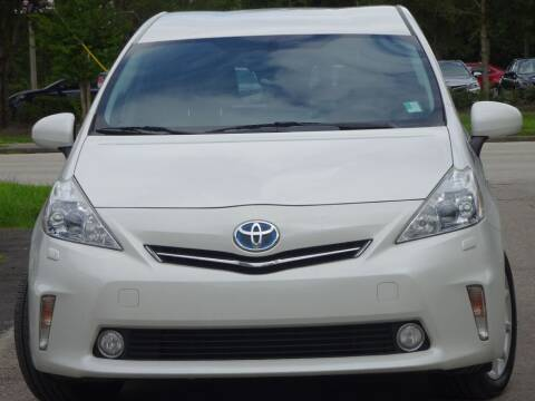 2012 Toyota Prius v for sale at Deal Maker of Gainesville in Gainesville FL