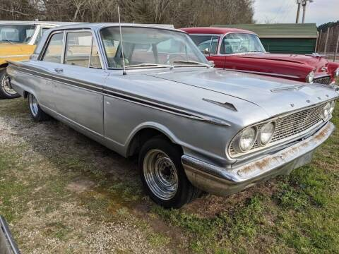 1963 Ford Fairlane 500 for sale at Classic Cars of South Carolina in Gray Court SC