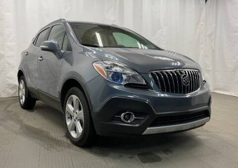 2015 Buick Encore for sale at Direct Auto Sales in Philadelphia PA