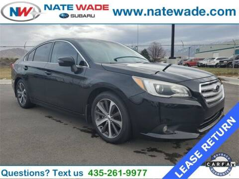 2017 Subaru Legacy for sale at NATE WADE SUBARU in Salt Lake City UT