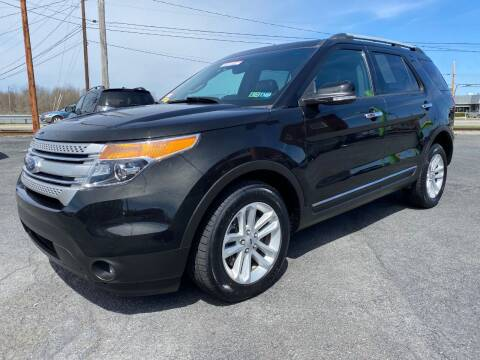 2013 Ford Explorer for sale at Clear Choice Auto Sales in Mechanicsburg PA